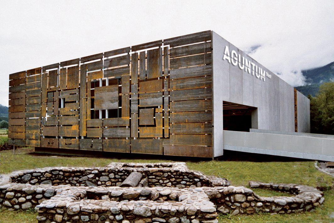 """Kultur und Geschichte sind beim """"Aguntum"""" ablesbar  (Bild: TVB Osttirol)"""