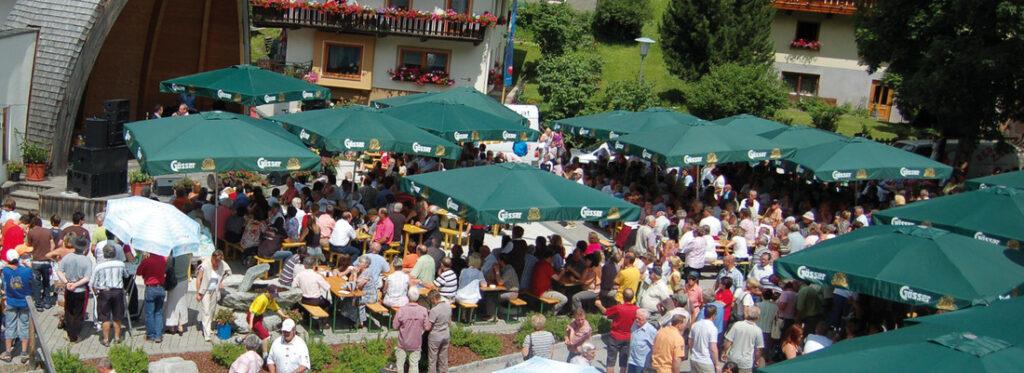 Auch die letzten Almrosenfeste waren überaus gut besucht! (Bild: TVB Osttirol)