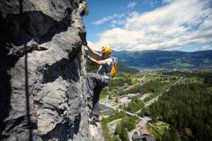 Osttirol ist ein wahres Eldorado für Kletterbegeisterte!