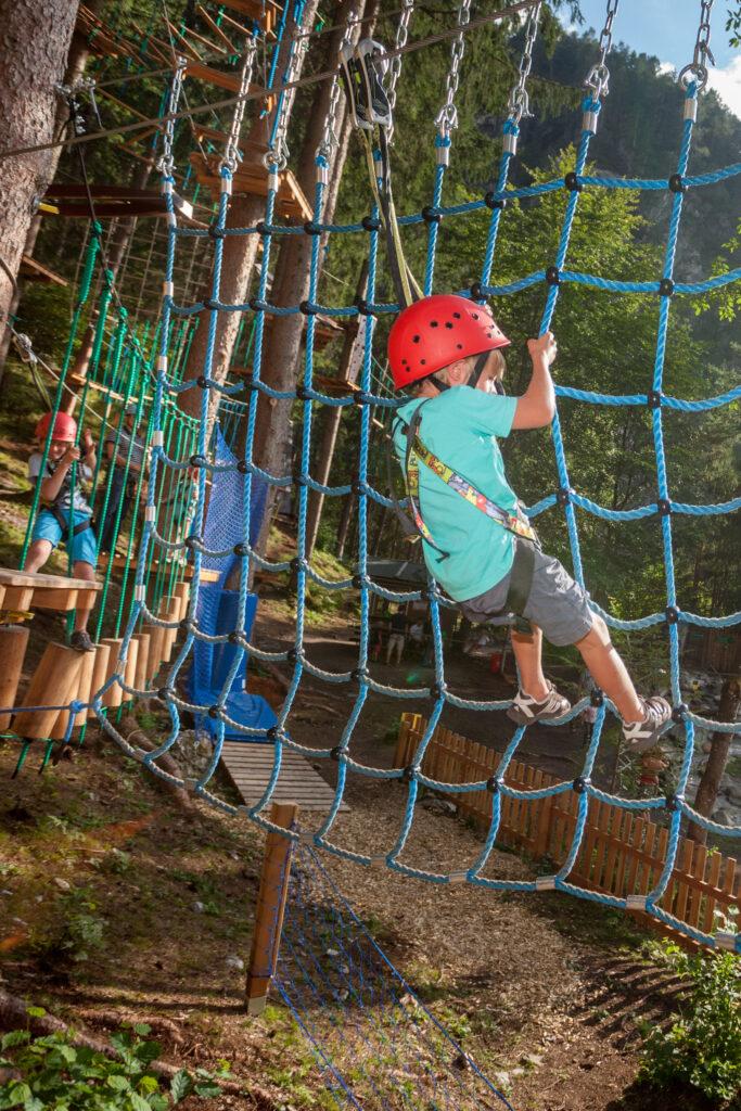 Euren Kindern die Faszination der Natur und der Berge näher bringen.