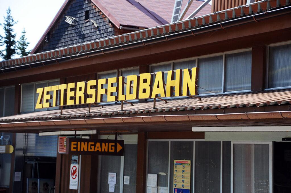 Zettersfeldbahn