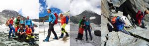Eine solche Bergtour mit so coolen Leuten macht man einfach nicht alle Tage