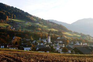 Herbstliche Landschaft in Osttirol