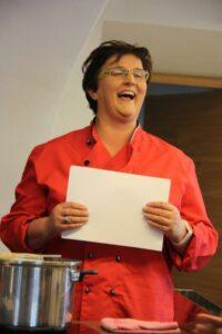 Margit Aigner, die Seele des Hauses