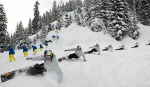 Benjamin Karl, Snowboard