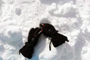 Handschuhe vom Feinsten.