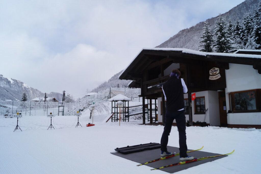 Biathlon, Prägraten, Osttirol