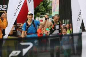 Siegerduo 2015: Markus Amon und Klaus Gösweiner in 16h 47min 56 sec