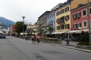Die die charismatische Kleinstadt Lienz (Bild: Johanna Troyer)