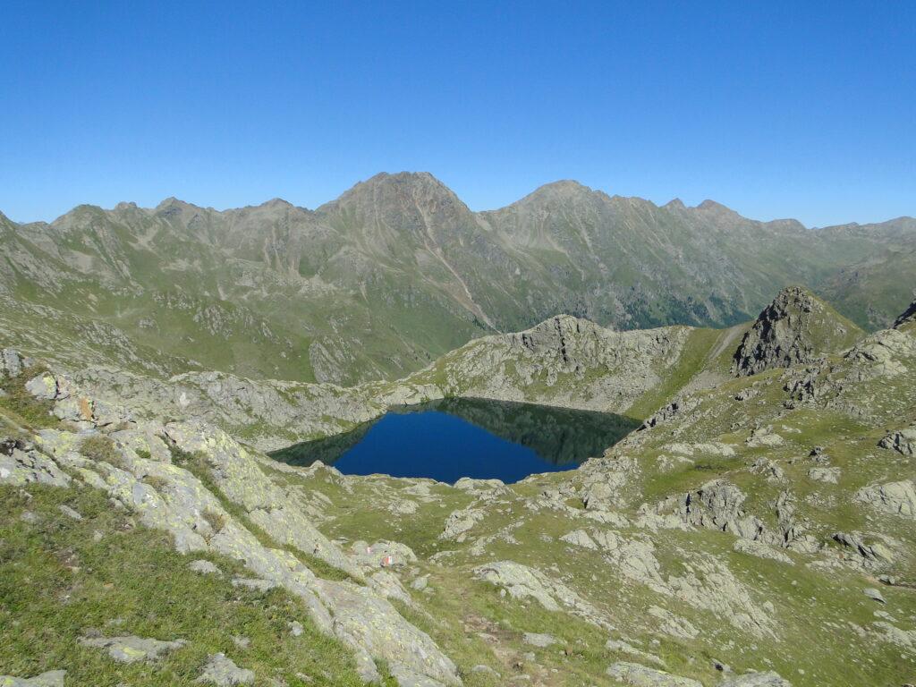 Der Schwarzsee, ein Stück unberührter Natur