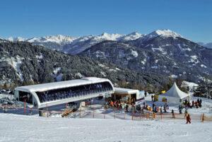 Skifahren in Osttirol, Skigebiet Osttirol, Zettersfeld, Lienz