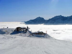Braucht es mehr Worte? Skifahren in Osttirol kann so schön sein.