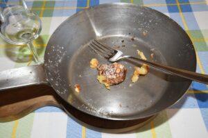 Gut hat es geschmeckt :-) sowohl der Schmarrn, als auch das Schnapserl!