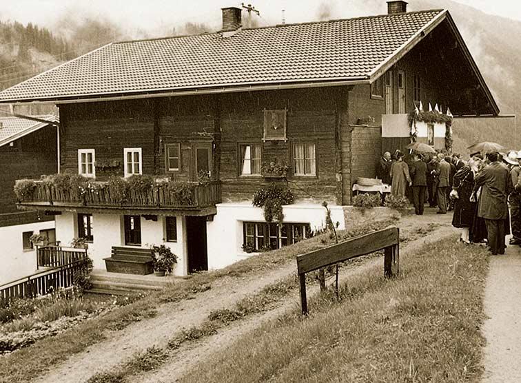 Reimmichl, Eggerhof, Defereggental, St. Veit (c) Foto Verlagsanstalt Tyrolia