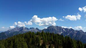 Böses Weibele: Gipfelwanderung