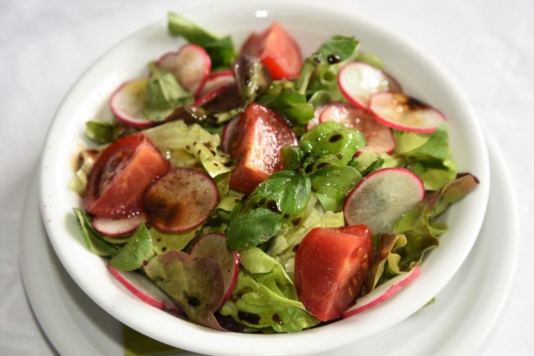 Käsespätzle: Passend dazu ein Salat