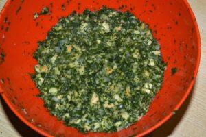 Knödel - Rezept Spinat- und Käseknödel