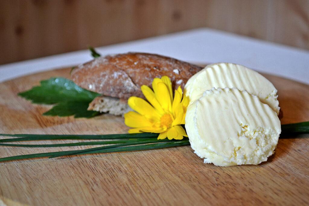 Urlaub am Bauernhof - Butter