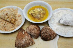 Osttirol Blog: Panierte Pilze
