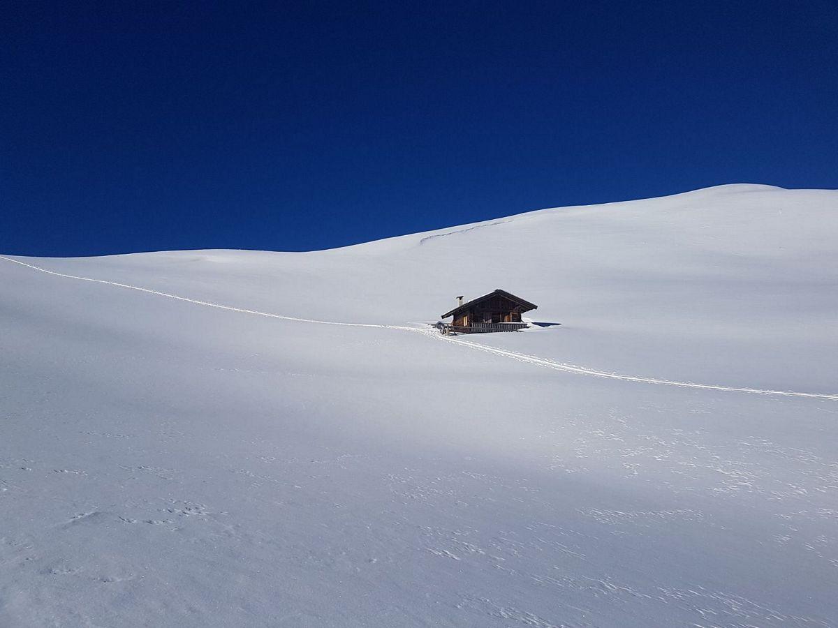 Leckfeldalm Hütte