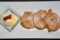 Gebackene Apfelradln