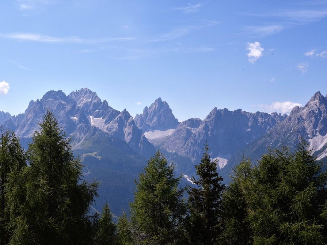 Osttirol's Glockner-Dolomiten Card