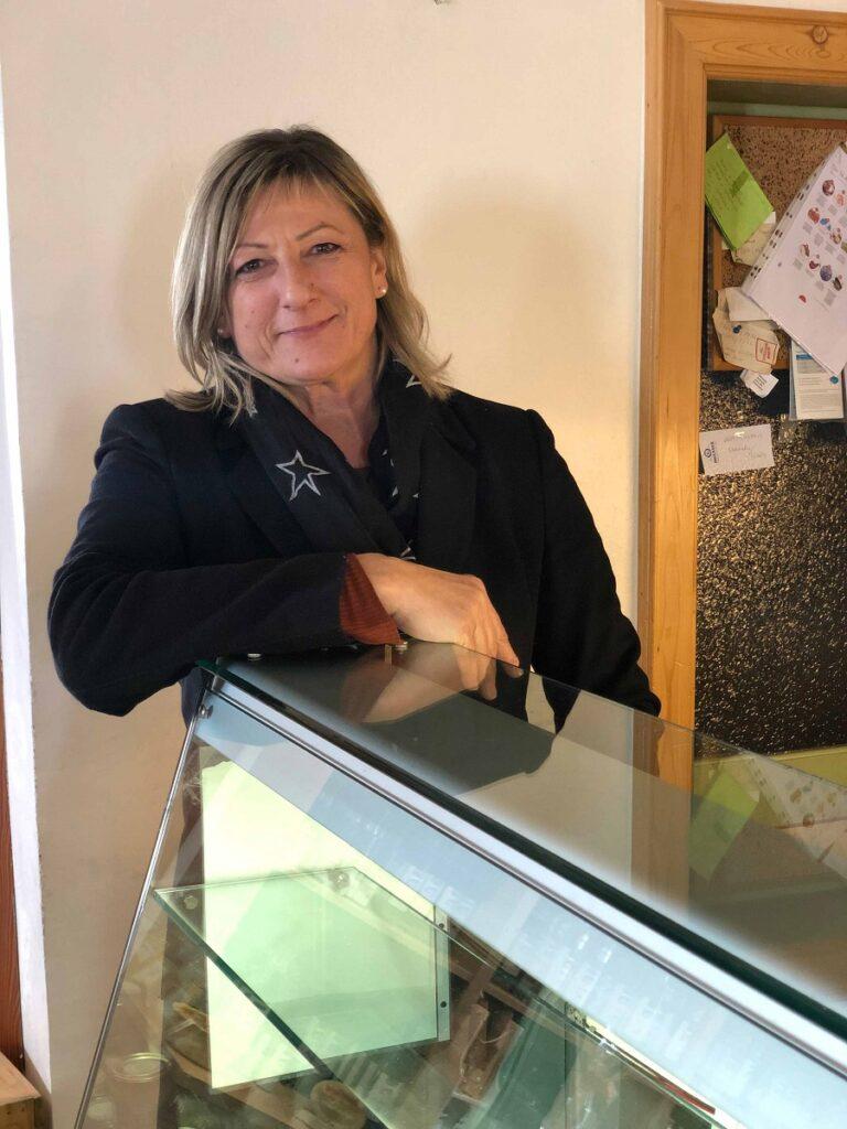 Dipl. Ing. Elke Obkircher ist Obfrau des Vereins Bauernladen Virgen.