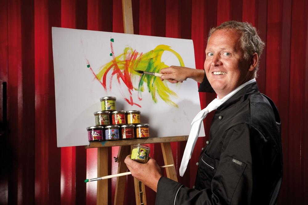 Soviel zur Kreativität von Bernd Troger, die gemeinsam mit Know-How und Starrsinn zum Erfolg führte.