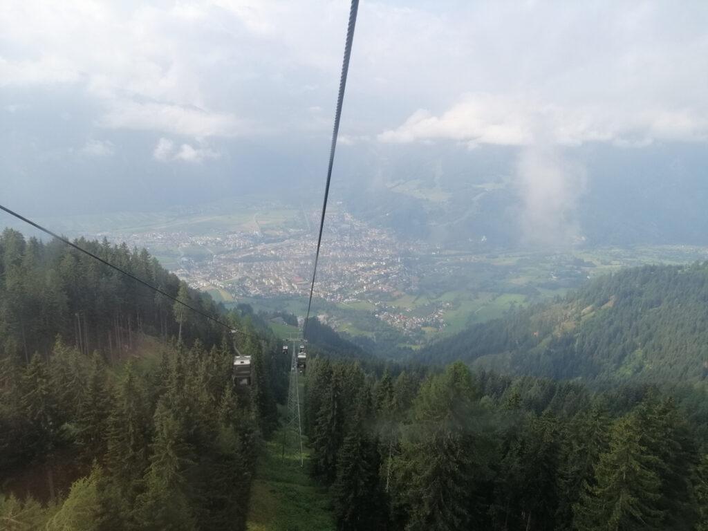 Lienzer Bergbahnen am Zettersfeld