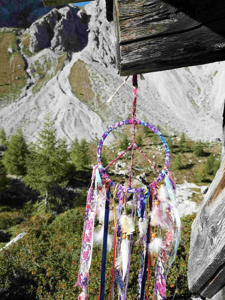 Traumfänger - auf dem Weg zur Karlsbader Hütte