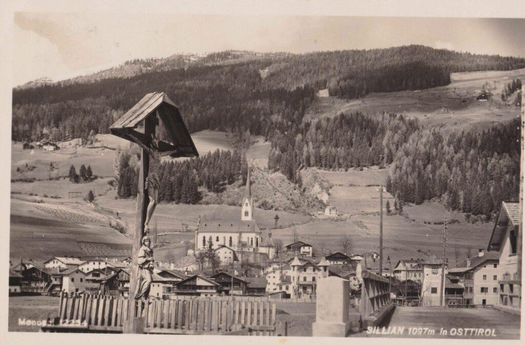 Sillian, ca. 1930 © Archiv F. Kraler, Sillian; Repro P. Leiter