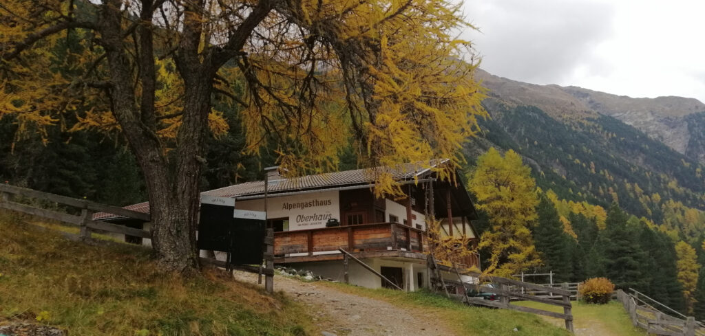Oberhauser Zirbenwald