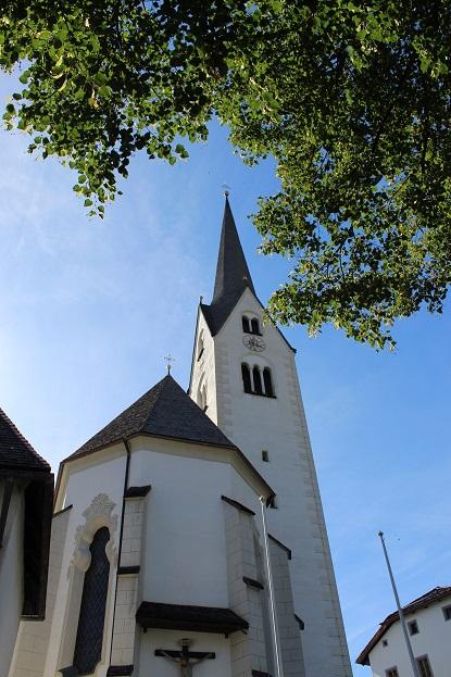 Pfarrkirche Sillian Außen