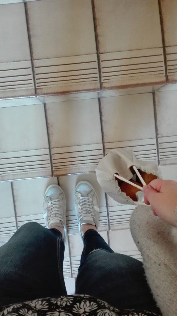 Fastenzeit einmal anders - Brotsäckchen