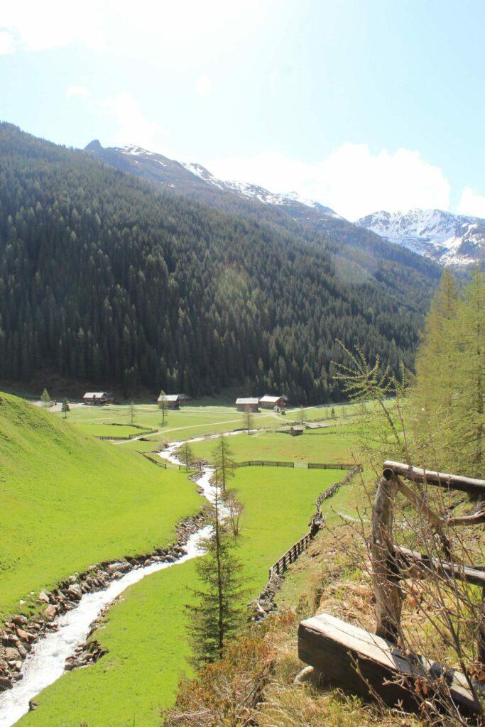 Klapfbachwasserfall