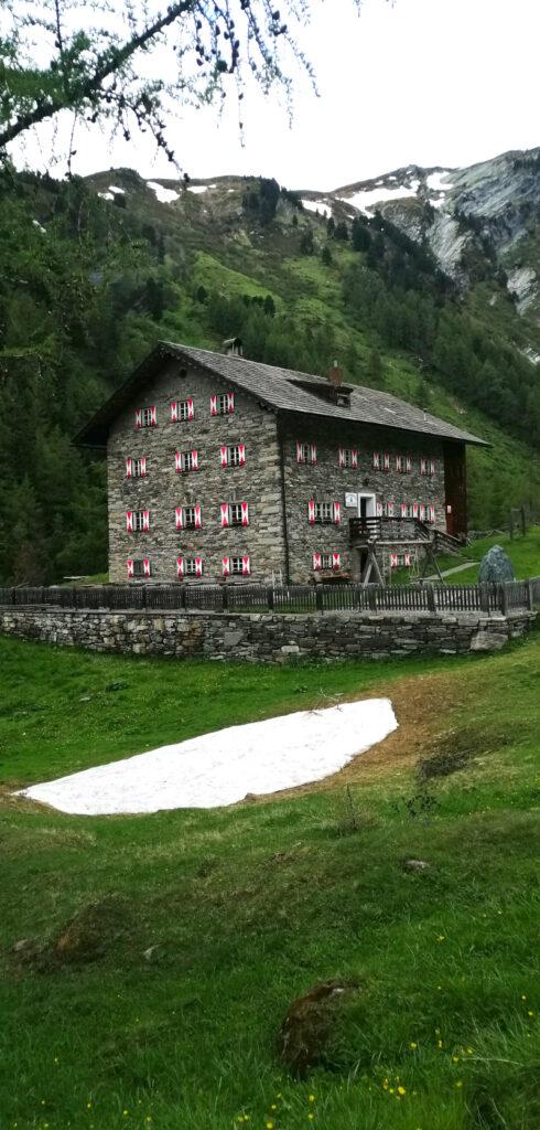 Kalser Dorfersee