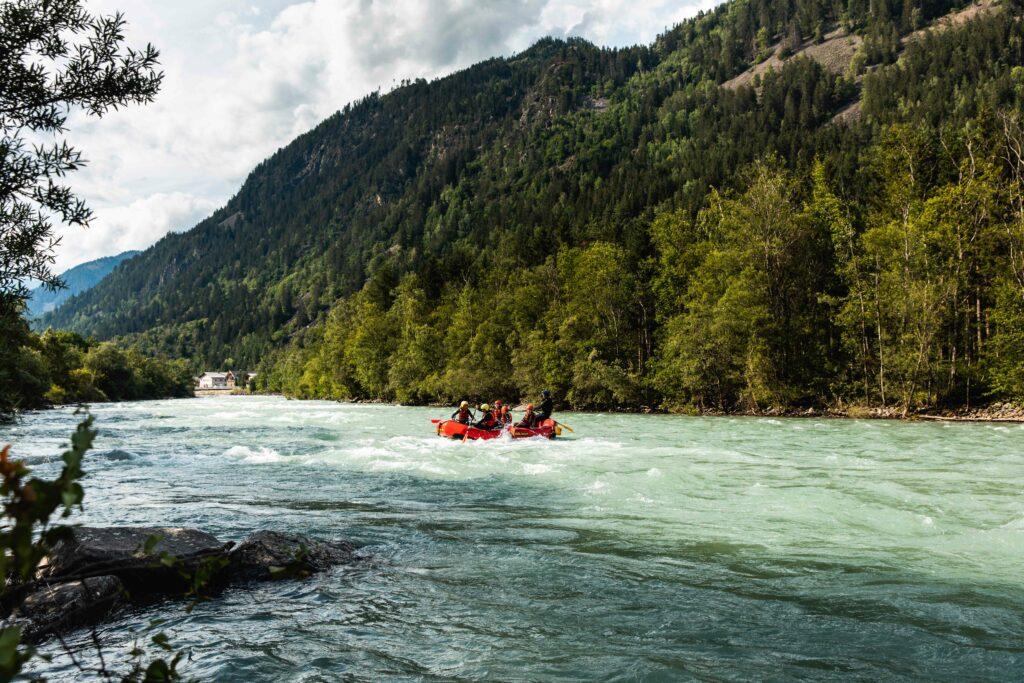 Iseltrail Rafting (c) Ramona Waldner