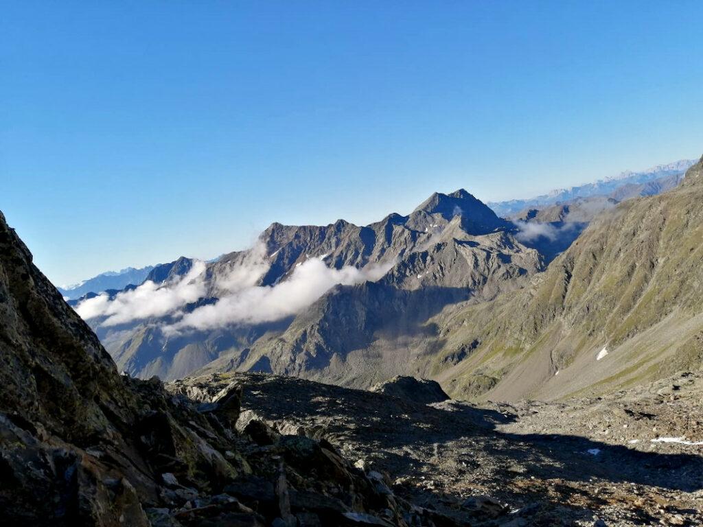 Glödis- Matterhorn der Schobergruppe