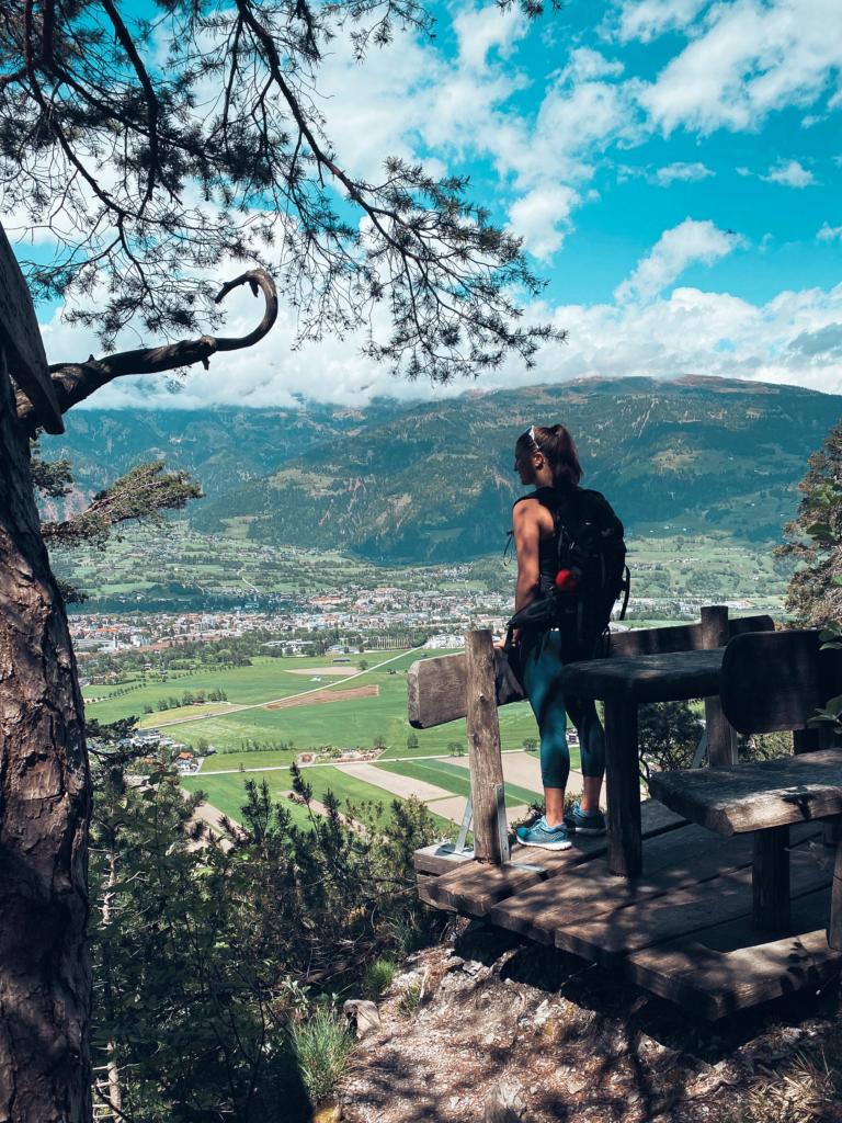 Klara Fuchs in Osttirol