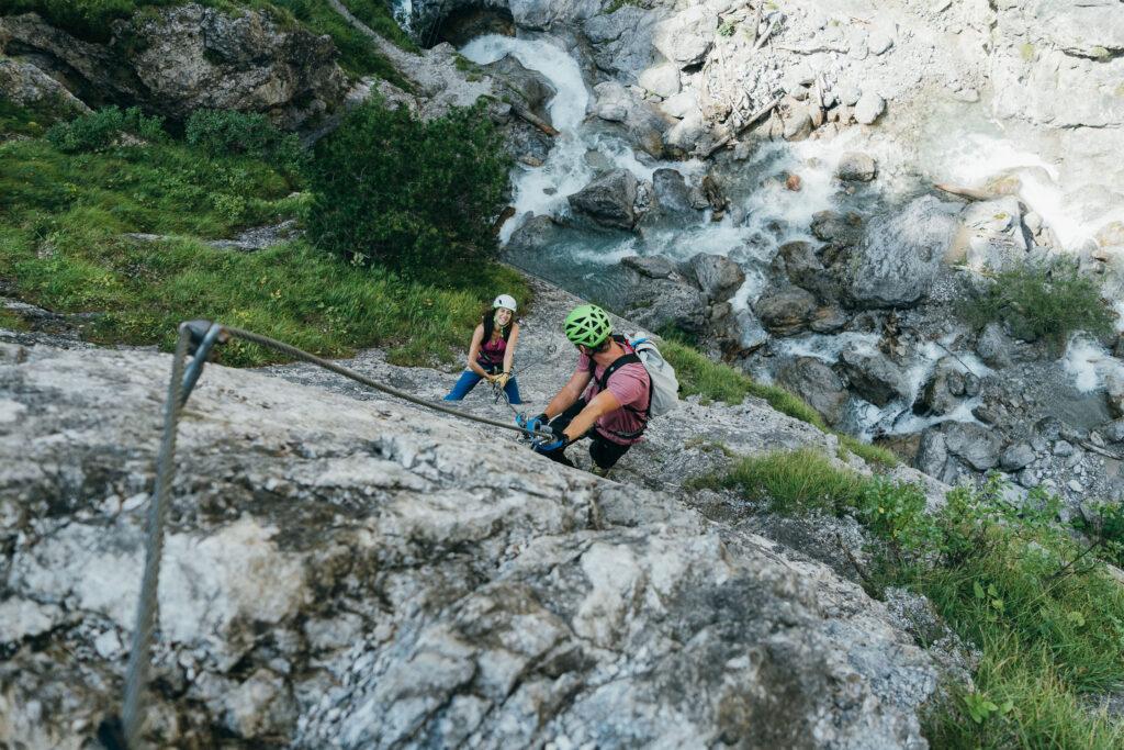 klettersteig-ausruestung